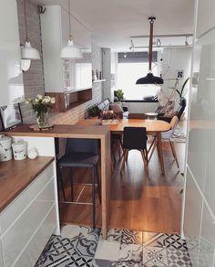 Home Decor Kitchen .Home Decor Kitchen Kitchen Living, Home Decor Kitchen, Home Kitchens, Living Room, Apartment Interior, Apartment Design, Studio Apartment Kitchen, Studio Kitchen, Interior Design Kitchen
