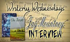 Tasha's Thinkings: Guest Interview - Author Jay Mountney #WriterlyWed...