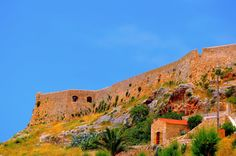 Fortezza-linnoitu kertoo Rethymnonin pitkästä historiasta. #Rethymnon #Kreeta #Aurinkomatkalla #Aurinkomatkat