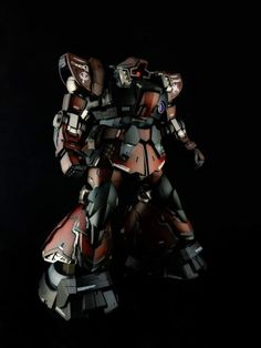 MG DOM with 51 Resin Conversion | Custom painted by thatoneguythatbuildsgunpla Gundam Model, Mobile Suit, Marvel Legends, Custom Paint, Conversation, Avatar, Resin, Painting, Fictional Characters