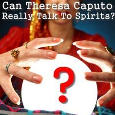 Today Show: Theresa Caputo Long Island Medium & Using Her Gift To Help