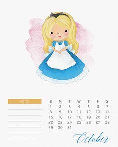 Modelo de calendário