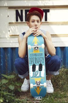 The B2ST members are chilling summer boys in individual 'YeY' teaser photos! | allkpop.com