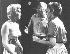Sur le tournage de The Seven Year Itch 9 - Divine Marilyn Monroe