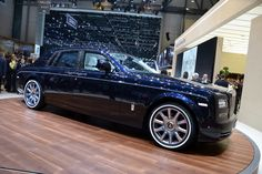 Rolls-Royce Phantom II Extended Wheelbase (2015) | Flickr - Photo Sharing!