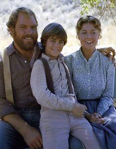 Little House on the Prairie - The Garvey Family.