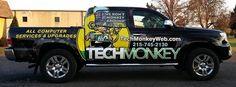 AppleGraphics.com - Philadelphia & Bucks County Custom Vehicle Wraps, Signs and Banners - Truck Wraps
