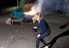 Don't know the title, but another Alex Prager shot. Nobody does fashion photography like her.