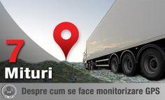 7 mituri spulberate despre monitorizarea vehiculelor prin GPS
