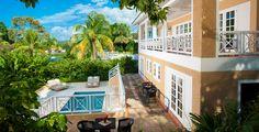 Butler Village Honeymoon Poolside One Bedroom Villa Suite