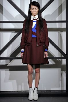 Tanya Taylor | Fall 2013 Ready-to-Wear Collection | Style.com