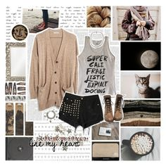 """""""Fall Playlist, Track #10: Without You"""" by charcharr ❤ liked on Polyvore featuring Jayson Home, Blackbird and Madewell"""