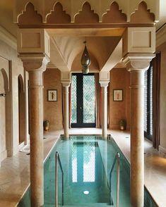 Hammam experience at Palazzo Parigi, Milan, Hotel and Grand Spa