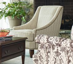 Upstate Collection: Classic Club Chair