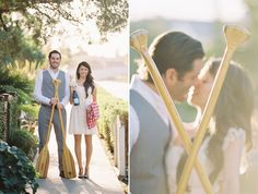 Canoe engagement session by http://www.carolinetran.net/blog/