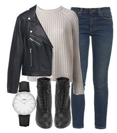 """""""Untitled #5006"""" by laurenmboot ❤ liked on Polyvore featuring Yves Saint Laurent, Brunello Cucinelli, rag & bone and MANGO"""