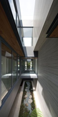 Gallery of Travertine Dream House / Wallflower Architecture + ...