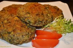 Hambúrguer de Lentilha - Vegano e sem gluten - Panelinha Saudável – Receitas cheias de saúde e zero lactose