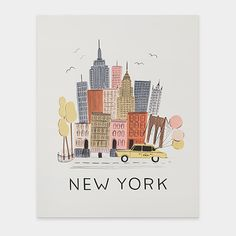 New York Art Print | MoMAstore.org