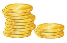 st patricks day crafts print your gold coin template at school ideas. Black Bedroom Furniture Sets. Home Design Ideas