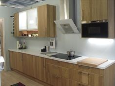 Ikea Bathroom Countertops Ideas Contractor Option 4 Ikea askersund Cabinets for Plywood Look - Best Bathroom Design Ideas Ikea Kitchen Units, Kitchen Dining, Kitchen Cabinets, Kitchen Ideas, Kitchen Inspiration, Kitchen Stuff, Beige Cabinets, Best Bathroom Designs, Ikea Bathroom