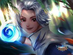 ang Bang (ID) on Instagra Bang Bang, Fantasy Character Design, Character Art, Mobiles, Moba Legends, The Legend Of Heroes, Phone Wallpaper Images, Mobile Legend Wallpaper, Anime Version