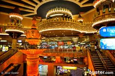 Lobby at the Excalibur Hotel And Casino