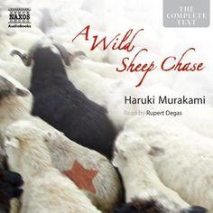 A Wild Sheep Chase - Ljudbok - Haruki Murakami - Storytel