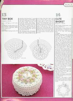 Magic Crochet n° 34 - leila tkd - Picasa Web Albums