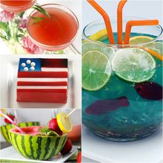 13 Cocktails for #4thofJuly