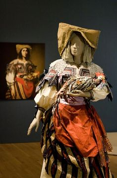 all things paper: Pulp Fashion - The Art of Isabelle de Borchgrave