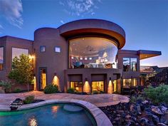 Mansions - Luxury Homes!