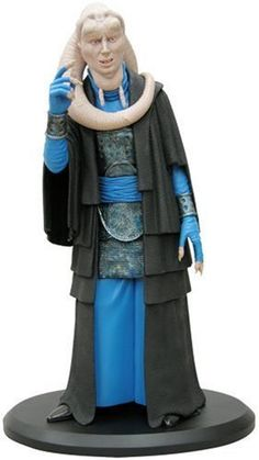 "Limited edition statue of BIB Fortuna by ATTAKUS by Attikus. $99.99. Import Japanese Product with Japanese text packaging.. Limited edition statue of BIB Fortuna by ATTAKUS. Figure is 40 cm (1 1/3 feet) tall. Comes packaged in a 18 1/2"" tall resealable box. English and Japanese text is on the packaging."