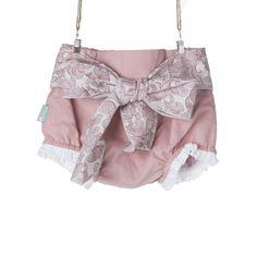 Maria Shorties | Old Pink Corduroy #piupiuchick #kidsfashion #kidsstyle #kidsclothes #babywear