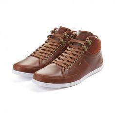 Boxfresh Swapp 3 Premium Winter Hi-Top Sneaker - Boxfresh from Boxfresh UK