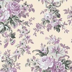 floral print fabrics from the UK Papel Vintage, Vintage Floral Fabric, Floral Print Fabric, Vintage Paper, Floral Prints, Floral Pattern Wallpaper, Flower Background Wallpaper, Fabric Wallpaper, Lace Background