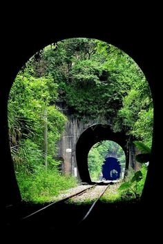 That's what I've heard, the light at the end of the tunnel is another train! Lol.