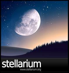 La Bottega delle Scienze 3.0 (beta): Astronomia: Stellarium, un fantastico planetario gratuito