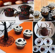 Ideas para aperitivos de #halloween