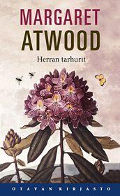 Margaret Atwood: Herran tarhurit (the year of the flood) tätä ei löytynyt uutena mistään,  ehkä divarista tai kirjakaupan hyllystä vielä löytyisi :)