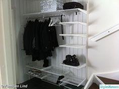 Elfa wardrobe