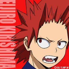 List Of Characters, Hero Academia Characters, My Hero Academia Manga, Boku No Hero Academia, Fictional Characters, Anime Characters, Tsuyu Asui, Naruto Vs Sasuke, Kirishima Eijirou