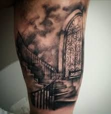 Image result for stairway tattoos