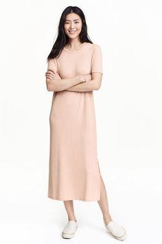 8d8697ef27d Ribbed dress Cute Prom Dresses