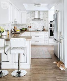 Kitchen renovation: