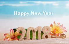 best new year 2018 hd image beach side happy new year 2019 new year wishes