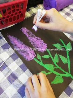 - Easy Crafts for All Mothers Day Crafts For Kids, Spring Crafts For Kids, Fathers Day Crafts, Summer Crafts, Diy For Kids, Kids Painting Projects, Easy Art Projects, Painting For Kids, Kindergarten Art Projects