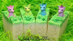 """3-1-17 """"Unicorns"""" @ Jackie's Bubbles"""