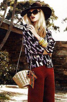 (melbourne) Magazine April 2011 - Ramene Bag