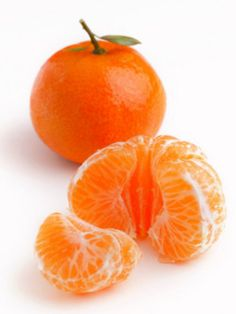 I can taste the color orange